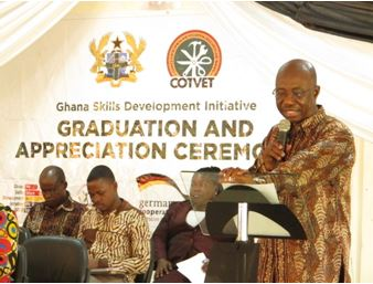 grand graduation ceremony was held at the Tamale Polytechnic