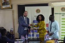 Education Ministry honours sponsors of Ghana Skills Competition